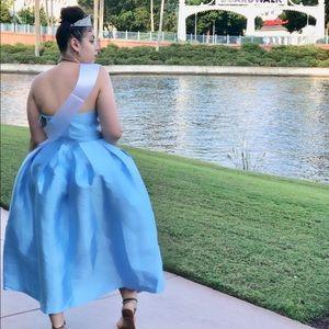Inspired Cinderella dress 💙